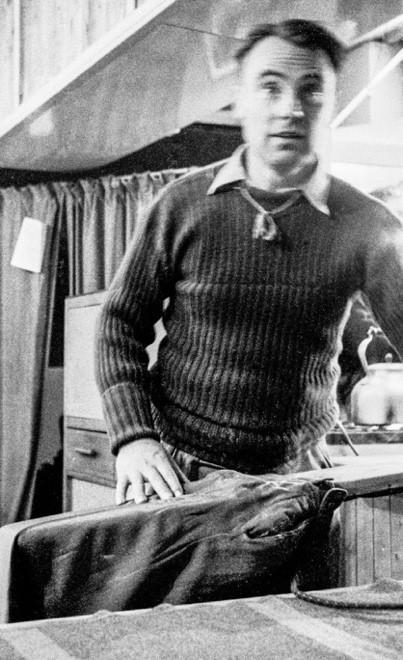 Peter Clemence Ironing