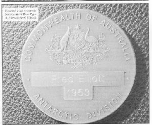 Australian Antarctic Medallion