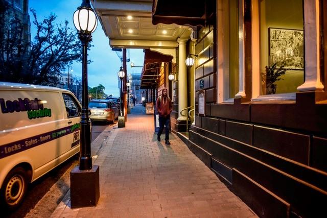 Hadley's Hotel, Hobart
