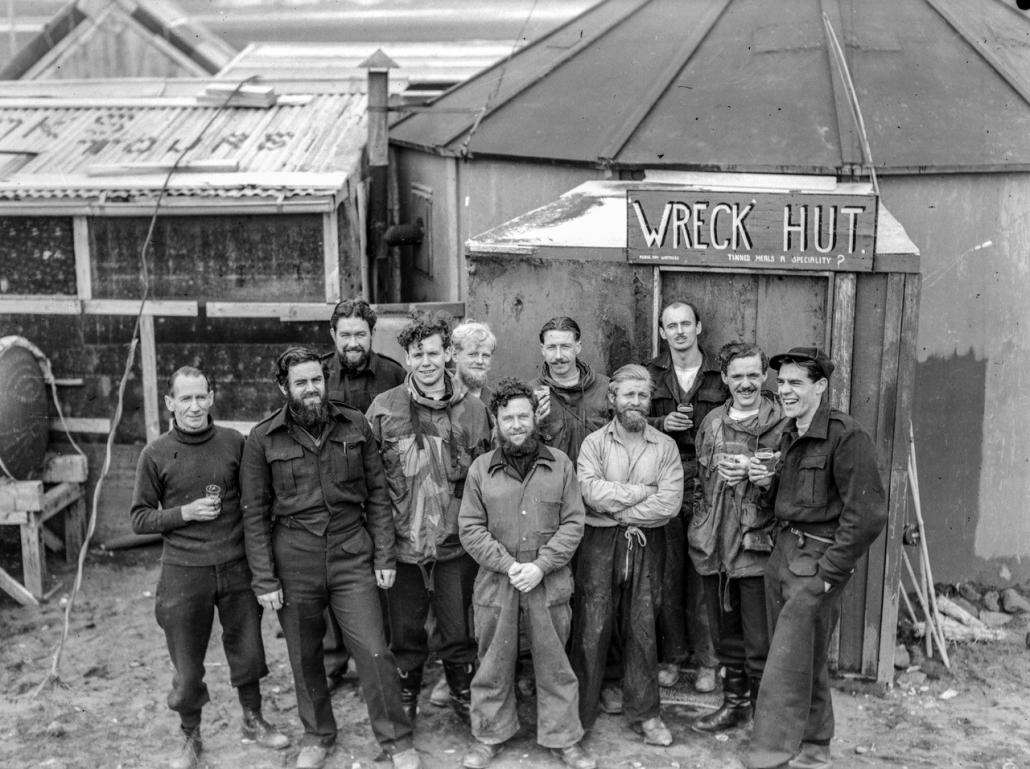 Heard Island Expeditioners, 1949