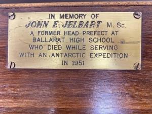 John E Jelbart